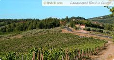 Moving Around Chianti by Train, Bus and Car/Motorcycle. Getting around Chianti, Tuscany