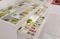 Visio retail concept for Tikkurila by Pentagon Design