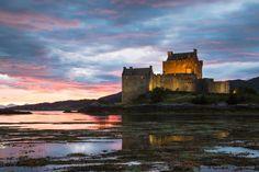Znalezione obrazy dla zapytania castle of scotland