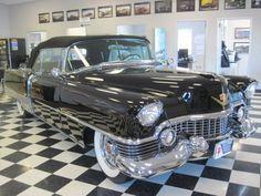 1954 Cadillac Eldorado    Price: $75,000 VIN: 5462799310000  Stock #: 79931