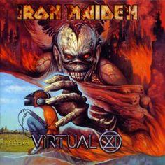 Iron Maiden Album Covers | Iron Maiden Virtual XI album cover