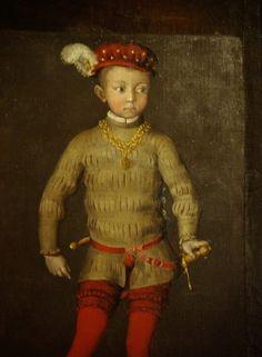 1550's suit?
