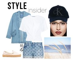 """""""Untitled #90"""" by ranaalbadr ❤ liked on Polyvore featuring Steve J & Yoni P, STELLA McCARTNEY, T By Alexander Wang, WALL, Soludos, Smashbox, Calvin Klein Jeans, Chico's, Morgan and Ultimate"""