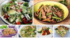 6 рецептов фитнес ужина! | Школа шеф-повара