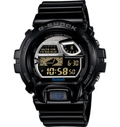 G-Shock GB6900AA-1 Bluetooth Watch - Black
