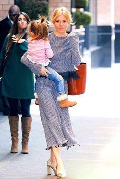 UK Celebrity Fashion & Style