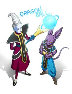 Beerus Whis by oume12.deviantart.com on @DeviantArt