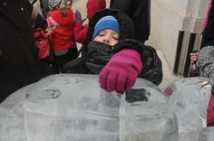 Icefest fun. Ryan Blackwell/photo
