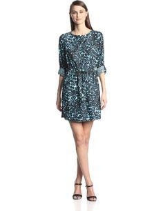 Kensie Women's Dot Lace Dress, Sugar Mint Combo, X-Small kensie,http://www.amazon.com/dp/B00E9AZXEU/ref=cm_sw_r_pi_dp_hXZstb108C2PYMJM