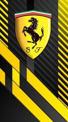 Ferrari Sign, Ferrari F1, Ios 11 Wallpaper, Car Logos, Porsche Logo, Exotic Cars, Cars And Motorcycles, Luxury Cars, Automobile