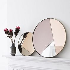 Tre Small Mirror OB