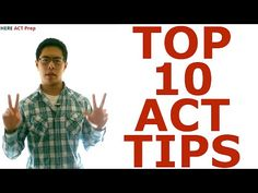 10 ACT Prep Tips, Tricks, and Strategies to Skyroc… Tigerdad. School Scholarship, Scholarships For College, College Checklist, College Planning, Act Practice Test, Act Test Prep, College Test, Act Math, Act Testing