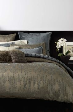 Donna Karan Collection Exhale Bedding Collection available at #Nordstrom