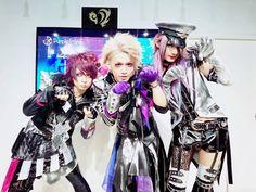 Purple Stone Fan Blog: ShinShun Event ~Kakizome~ (New Year Event)