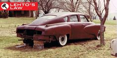"The Tin Goose, as this prototype is known, was the first ""Car of Tomorrow"" that Preston Tucker built."
