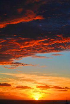 Sunrise over Gold Coast_香の诱 - 美丽鸟