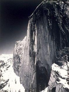 Ansel Adams one of the coolest photographers :)))