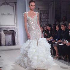 Bridal Runway Shows: Recap Wedding Dress Styles, Wedding Attire, Pnina Tornai Dresses, Bridal Gowns, Wedding Gowns, Princess Ball Gowns, Mermaid Dresses, Custom Dresses, Beautiful Gowns