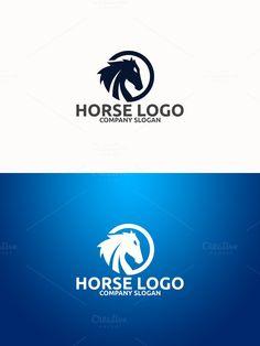 Horse Logo. Sport Icons. $39.00
