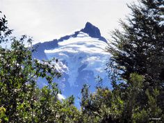 Volcán Corcovado, Carretera Austral, Chile.
