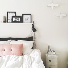 Bedroom - HAY dot cushion