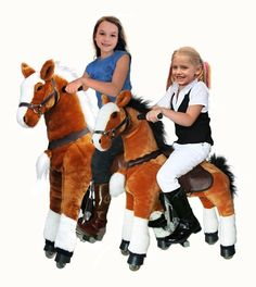 UFREE Large Mechanical Rocking Horse Toy, Ride on Bounce up and Down and Move, 44'' for Children 4 to 15 Years Old (Black Mane and Tail)   UFREE-HORSE (Action Pony) is a ride on horse toy that can walk without power. You probably loved Read  more http://shopkids.ca/ufree-large-mechanical-rocking-horse-toy-ride-on-bounce-up-and-down-and-move-44-for-children-4-to-15-years-old-black-mane-and-tail/