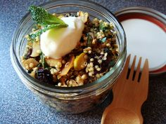 Protein-Packed Nutty Quinoa Salad