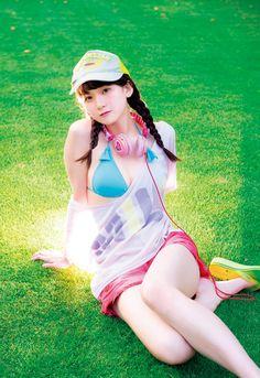 金子理江 / RIE KANEKO|NEXTグラビアクイーンバトル フォースシーズン|白泉社 http://www.younganimal.com/queen_battle4/detail.html#3 #金子理江 #Rie_Kaneko