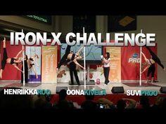 Iron-X Challenge (Oona Kivelä, Henriikka Roo, Suvi Proo)