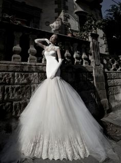 #fishtail #wedding