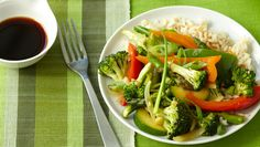 Sara Gilbert's Easy Asian Stir-Fry. Serves 4. Ready in 15 min. Total Cost: $8.34