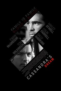 El sueño de Casandra (Cassandra's Dream, 2007, Woody Allen)