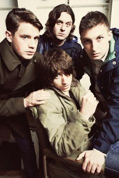 they all love #alexturner