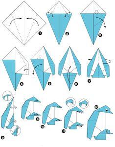 origami_pinquin