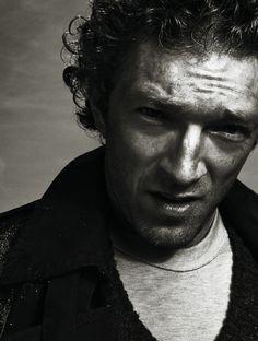 excellent portrait - Vincent Cassel