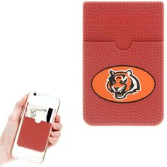 Cincinnati Bengals Football Sticker Wallet - $7.99