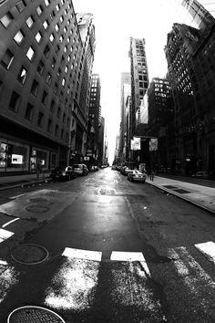 the city will engulf you. New York, New York. photo: Lucas Nowel.