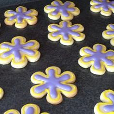 SUGAR COOKIES.  Have been making sugar cookies for years now, but this is the best recipe I have come across so far!  Sometimes I like to change it up with a different extract than Vanilla.  Almond is really good too!