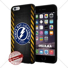 "NHL Tampa Bay Lightning Cool iPhone 6 Plus (6+ , 5.5"") Smartphone Case Cover Collector iphone TPU Rubber Case Black SHUMMA http://www.amazon.com/dp/B013NM87QK/ref=cm_sw_r_pi_dp_vMQpwb14FJYC8"