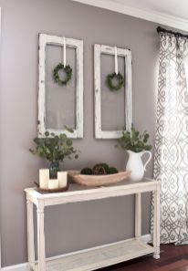 22 Cheap Farmhouse Curtains Ideas Decoration (22)