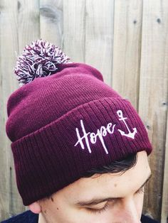 💭Is it Beanie Hat weather yet. Watch out for a big launch next week with lots of new products that you've been asking for, for a while! Pop Clothing, Christian Clothing, Etsy Uk, Beanie Hats, Knitted Hats, Winter Hats, Burgundy, Product Launch, Etsy Shop