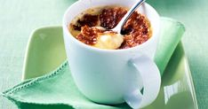 Combine two classic after-dinner favourites into one delicious dessert.