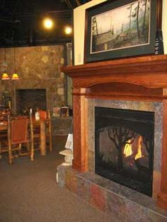 fireplace showrooms - Google Search