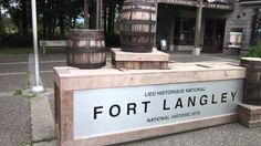 """Day 25 of """"Our Favourite 30 Spots in North Langley"""" is the Fort Langley National Historic Site. Historical Sites, Day, History, Places"""