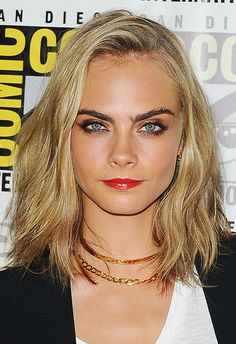 Feeling a summer-worthy new look? Cara Delevingne is more than here for you. Here's how a fresh cut and make-up update could transform your season…