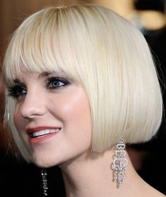94 best Classic Bob Hairstyle images on Pinterest | Bob hairstyles ...