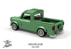Mini Pickup (1961-1983) | Peter Blackert | Flickr