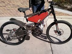 This page includes a big list of DIY electric bike projects, you can browse through them and learn how to start your own unique homemade electric bike.
