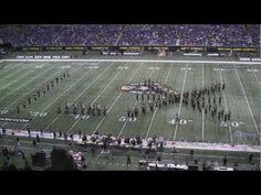 Lauren's USAAAMB 2012 Halftime Show - YouTube