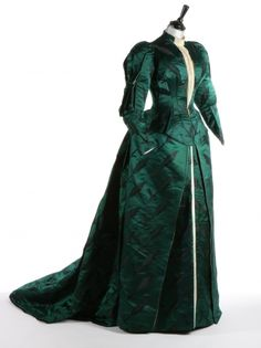 A Charles Frederick Worth Gown - The Costume Society
